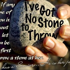 no stone