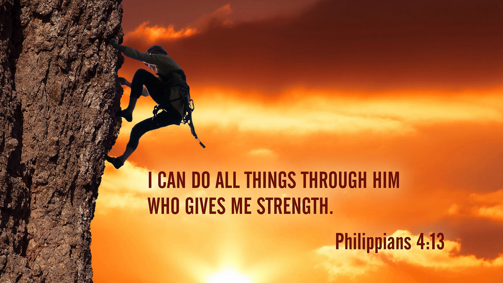 I Can Do All Things Through Christ 171 Deme In The Mirror