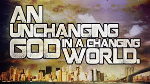 unchanging God