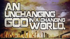 unchanging God